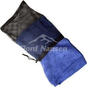 Rychleschnoucí froté ručník FJORD NANSEN® Frota L - modrý (Farba: Modrá)