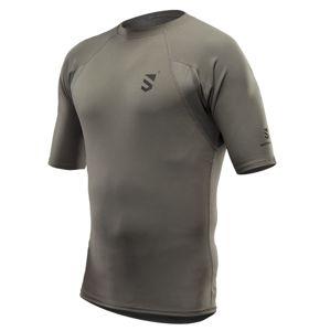 Funkčné tričko Scutum Wear® Erik krátky rukáv - zelené (Farba: Zelená, Veľkosť: S)
