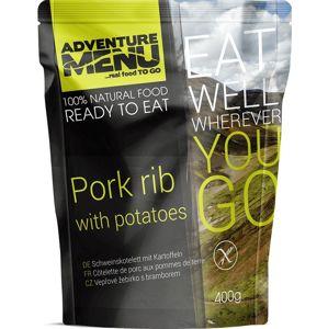 Adventure Menu® - Bravčové rebierko so zemiakmi