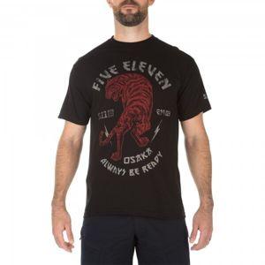 Tričko 5.11 Tactical® Osaka Tiger - čierne (Veľkosť: L)