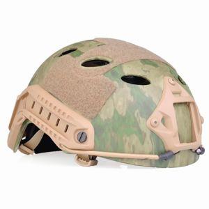 Airsoftová helma FAST PJ Element® - ICC AU (Farba: A-TACS AU Camo™)