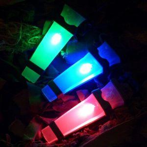 Identifikační světlo 101INC® E-LITE - modré (Farba: Modrá)