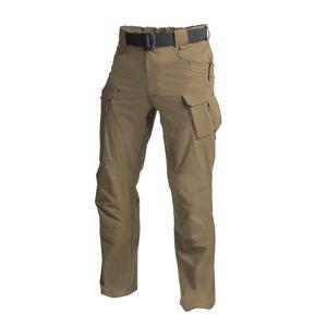 Softshellové nohavice Helikon-Tex® OTP® VersaStretch® - hnedé (Farba: Mud Brown, Veľkosť: L)