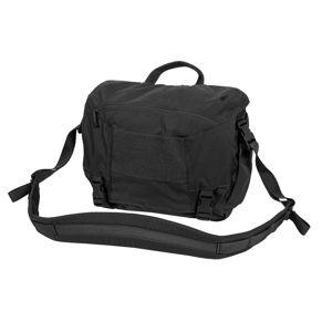 Taška cez rameno Helikon-Tex® Urban Courier Bag Medium® Cordura® - čierna (Farba: Čierna)