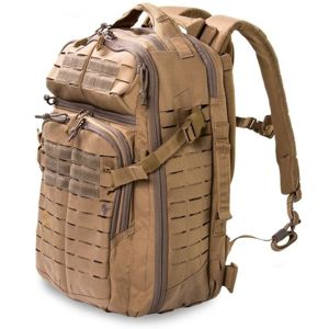 Batoh First Tactical® Tactix Half-Day - coyote (Farba: Coyote)