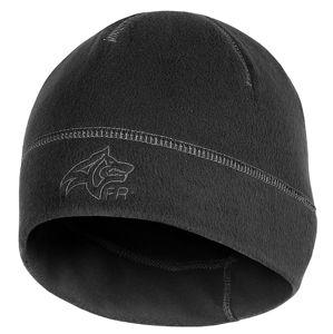 Zimná čiapka NFM® Garm® Flecee FR - čierna (Farba: Čierna, Veľkosť: S/M)