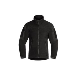 Fleecová mikina CLAWGEAR® Aviceda MK II - čierna (Farba: Čierna, Veľkosť: S)