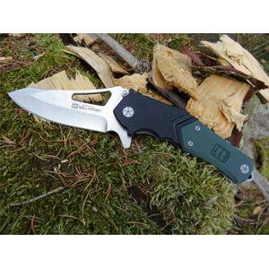 Zatvárací nôž Lansky® Responder X9 - čierno-zelený