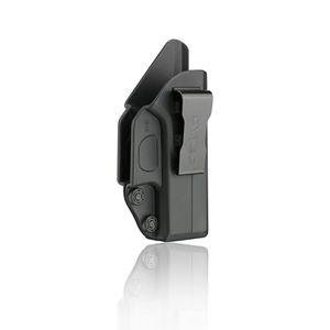 Pištoľové puzdro pre skryté nosenie IWB Gen2 Cytac® Glock 42 - čierne