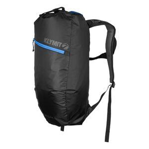 Nepremokavý batoh Stash 18 Klymit® – Čierna (Farba: Čierna)
