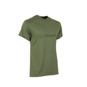 Triko Logo Snugpak® – Olive Drab (Farba: Olive Drab, Veľkosť: L)