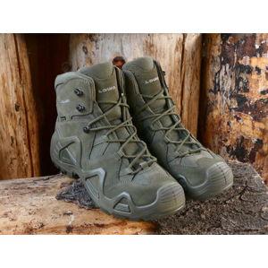Boty LOWA® Zephyr GTX® MID TF – Ranger Green (Farba: Ranger Green, Veľkosť: 47 (EU))