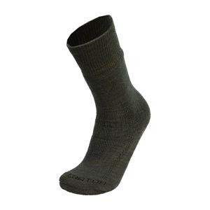 Celoročné ponožky Patrol 4M Sytems® – Olive Green  (Farba: Olive Green , Veľkosť: 8-9)