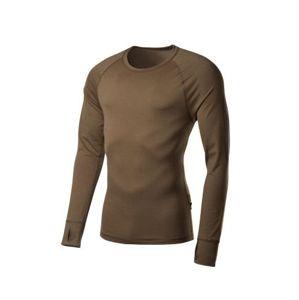 Funkčné zásahové tričko Merino Wool FD s dlhým rukávom 4M Sytems® – Coyote (Farba: Coyote, Veľkosť: XXL)