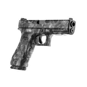 GunSkins® prémiový vinylový skin na pištoľ – Proveil® Reaper Black™ (Farba: Proveil® Reaper Black™)