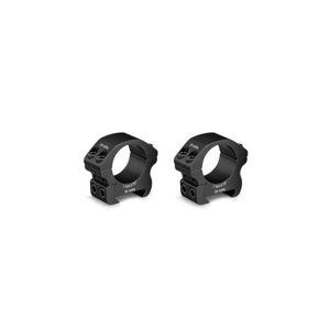 Montážne krúžky 31 mm lišta / 25 mm tubus Vortex® (Farba: Čierna)