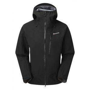 Bunda Alpine Spirit Gore-Tex® Montane® – Čierna (Farba: Čierna, Veľkosť: L)