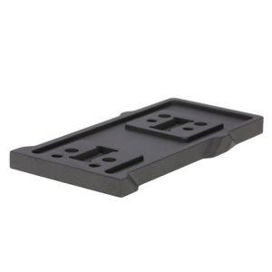 Podložka Spacer pre HS510C / HE510C Holosun® – Čierna (Farba: Čierna)