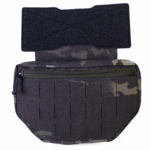 Brušné puzdro Hanger 2.0 Combat Systems® – Multicam® Black (Farba: Multicam® Black)