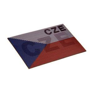 Nášivka Česká republika Dural IR Clawgear® – Viacfarebná (Farba: Viacfarebná)