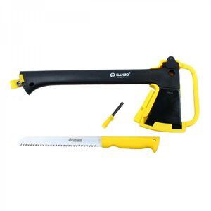 Sekera AXE 3v1 Ganzo® (Farba: Žltá)