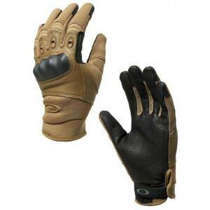 Rukavice Factory Pilot 2.0 SI Oakley® – Coyote Brown (Farba: Coyote Brown, Veľkosť: L)